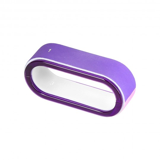 Buffer ovale lucidante per unghie - 1