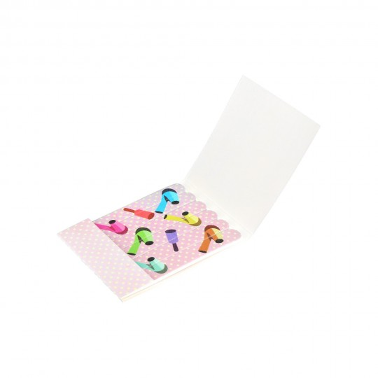 Lima per unghie di cartone monouso 6pz.