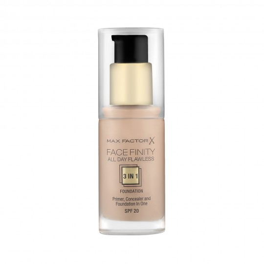 MAX FACTOR Face finity 3 in 1 30 ml