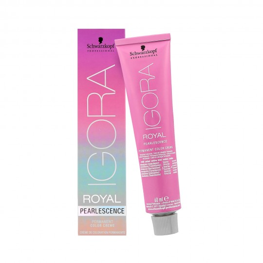 Schwarzkopf Professional Igora Royal Pearl Essence colorazione tonalità pastello 60 ml - 1