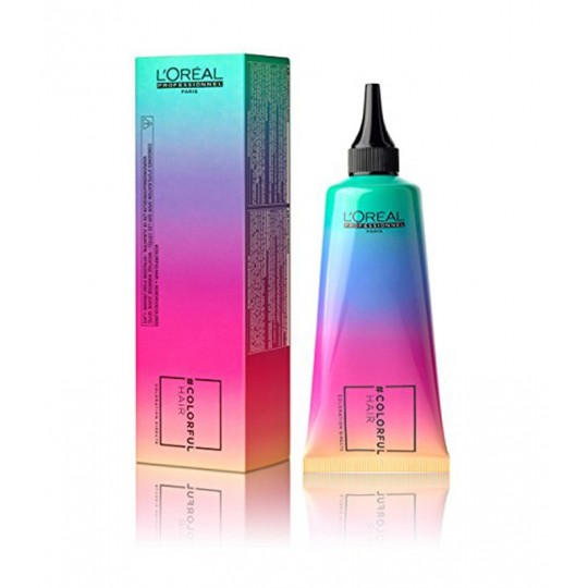 L'OREAL PROFESSIONNEL COLORFUL HAIR Colorazione semipermanente 90ml - 1