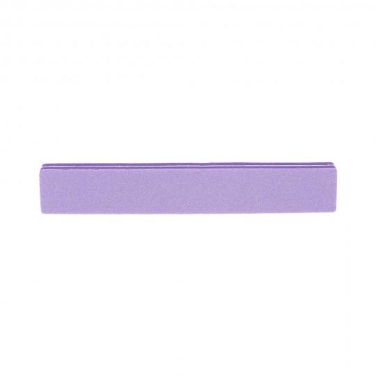 Buffer lucidante unghie bilaterale purple 100/180 - 1
