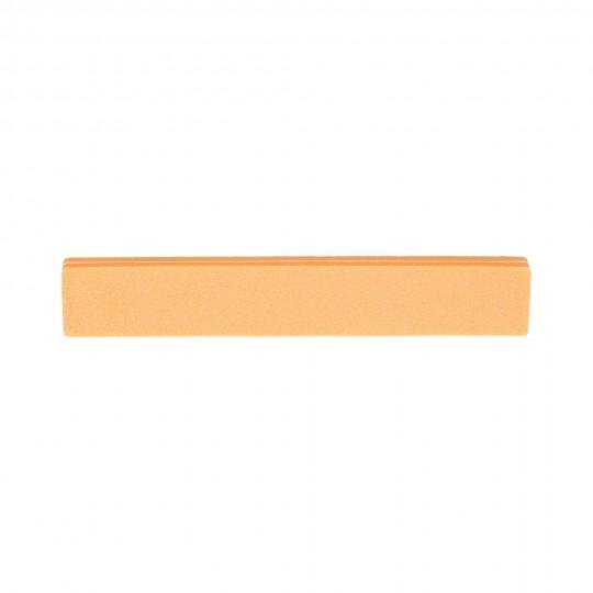 Buffer lucidante unghie bilaterale orange 100/180 - 1