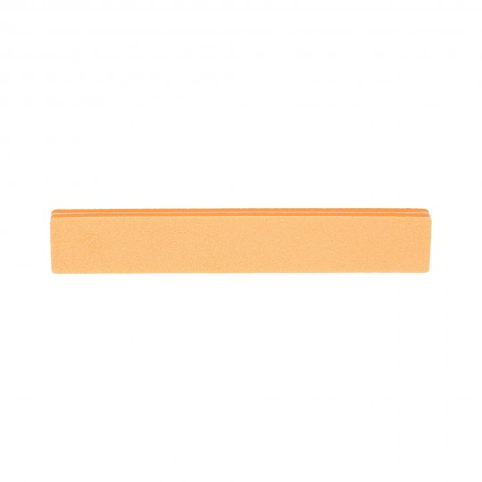 Buffer lucidante unghie bilaterale orange 100/180