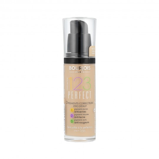 Bourjois 123 Perfect fondotinta 30 ml