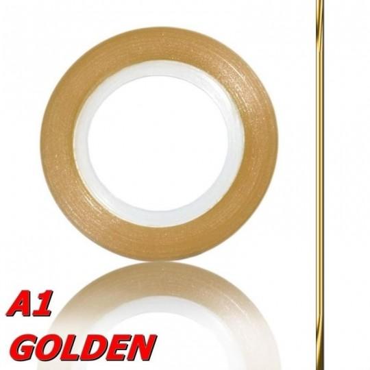 Nastro adesivo per nail art 1mm