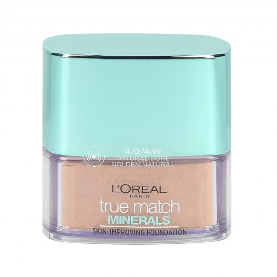L'OREAL PARIS TRUE MATCH Fondotinta minerale in polvere 10g