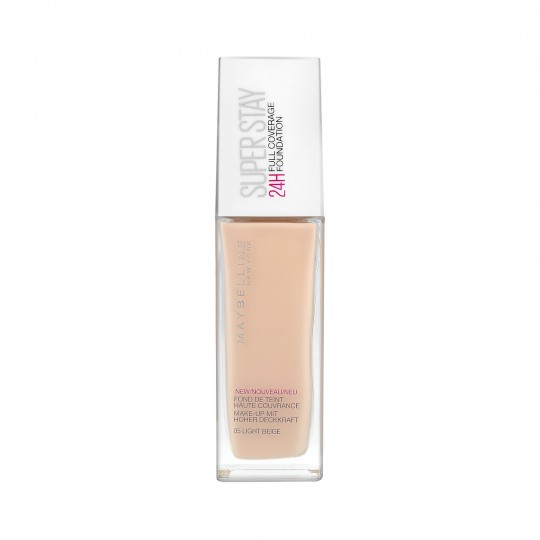 MAYBELLINE SUPERSTAY 24H Full Coverage Fondotinta 30ml