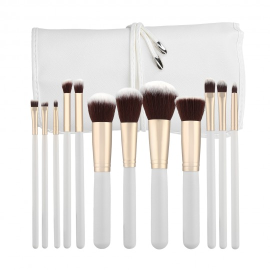 MIMO by Tools For Beauty, Set 12 pennelli makeup