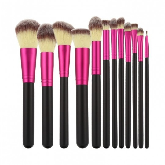 MIMO by Tools For Beauty, Set 12 pennelli da trucco