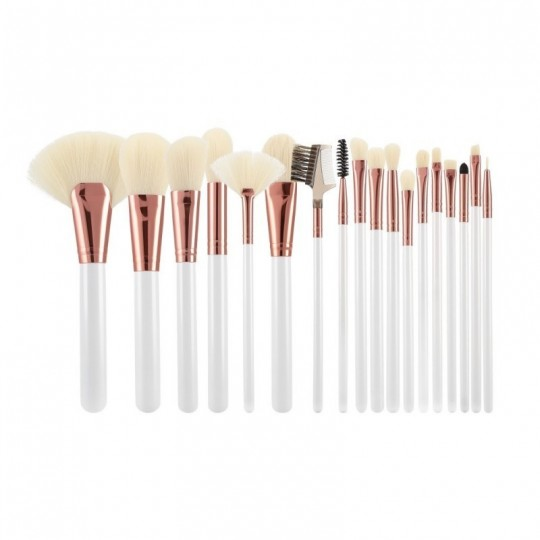 TOOLS FOR BEAUTY Set 18 pennelli da trucco