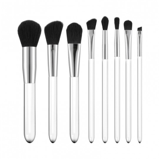 MIMO by Tools For Beauty, Set di 8 pennelli da trucco