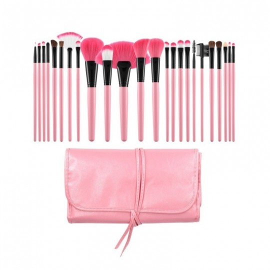 MIMO by Tools For Beauty, Set di 24 pennelli da trucco
