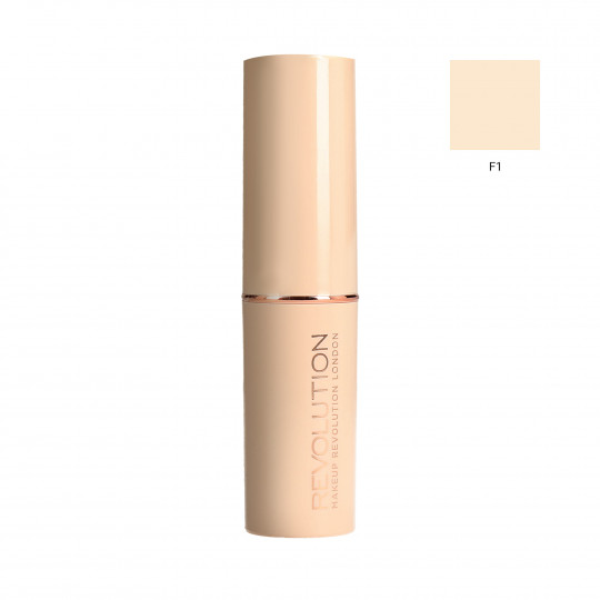 MAKEUP REVOLUTION Fast Base Fondotinta in stick - 1