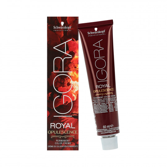 SCHWARZKOPF PROFESSIONAL IGORA Royal Opulescence Colorazione per capelli 60ml - 1