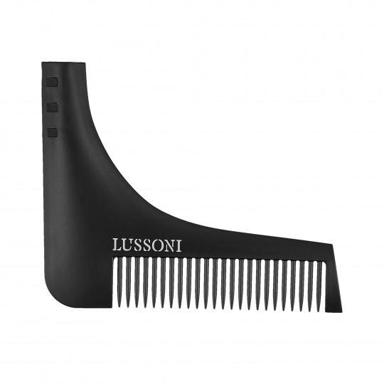 LUSSONI by Tools For Beauty, BC 600 Pettine Da Barba - 1