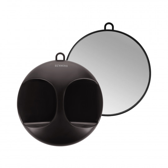 LUSSONI Specchio parrucchiere 29 cm