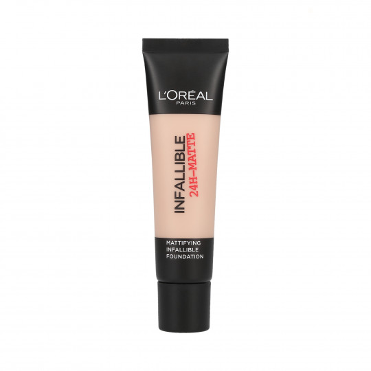 L'Oreal Paris Infallible 24h Matte Fondotinta 36ml