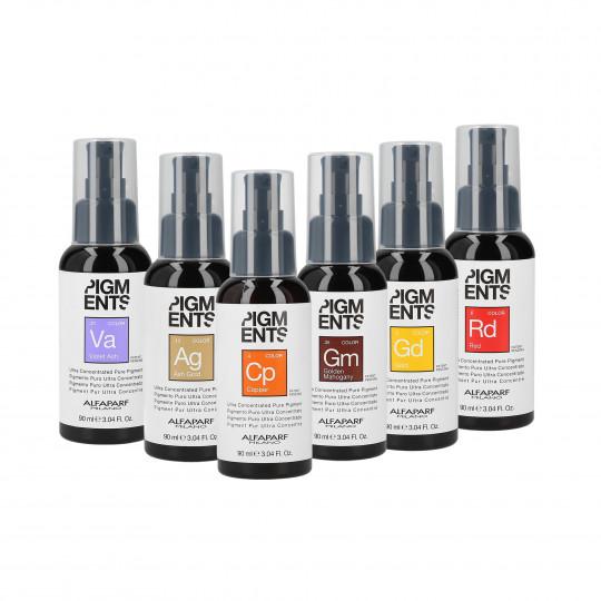 Alfaparf Pigments Pigmenti concentrati per capelli 90 ml - 7