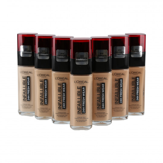 INFALLIBLE 24H FRESH WEAR FOUNDATION 30ML