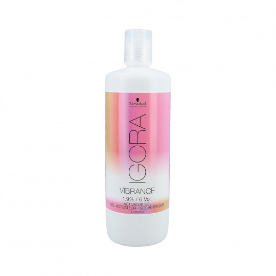 IGORA VIBRANCE ACTIVATING GEL 1,9% 1L