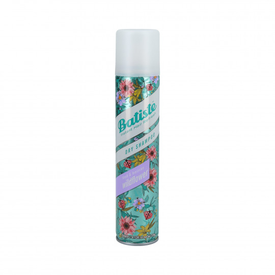 BATISTE WILDFLOWER Shampoo a secco 200ml