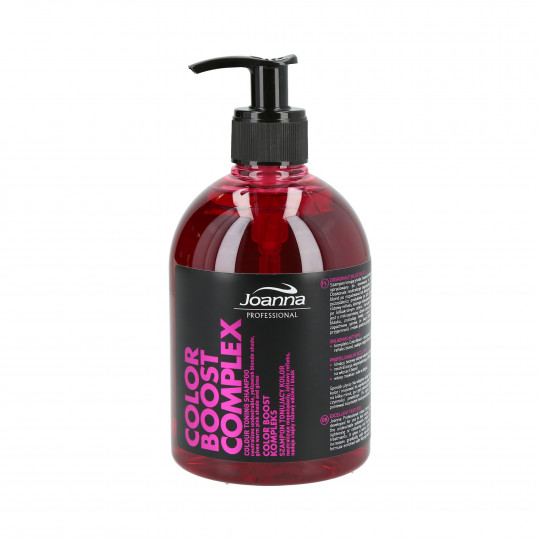 JOANNA COLOR BOOST COMPLEX TONING SHAMPOO 500ML