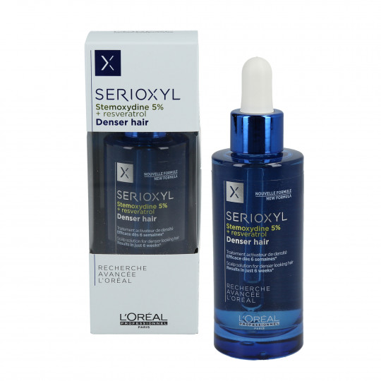 SERIOXYL X DENSER HAIR SERUM 90ML