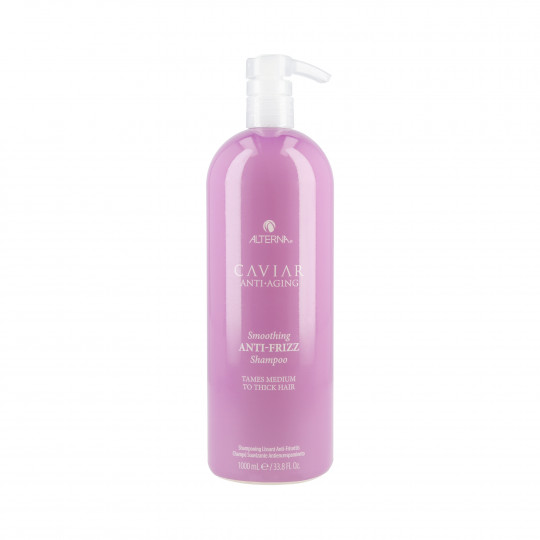 ALT CAVIAR SMOOTH ANTI FRIZZ SHAMPOO 1L