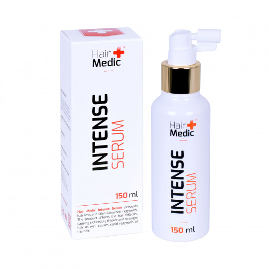 HAIR MEDIC Intense Serum Tonico organico anticaduta 150ml - 1