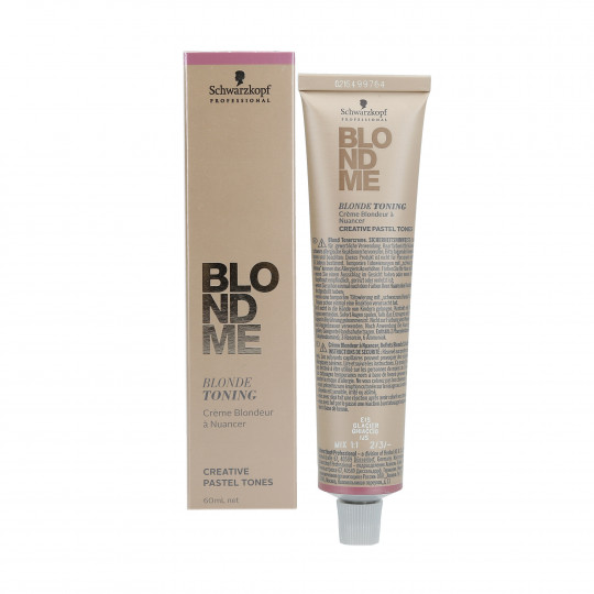 SCHWARZKOPF PROFESSIONAL BLONDME Additivo tonalizzante 60ml - 1