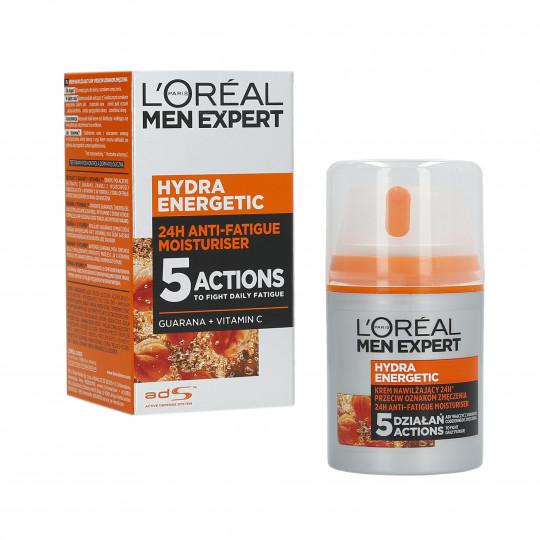 L'OREAL PARIS MEN EXPERT Hydra Energetic Crema viso idratante 50ml