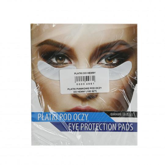 Eko - Higiena Strisce Monouso Protettive per Colorazioni Hennè Ciglia 100 pz. - 1