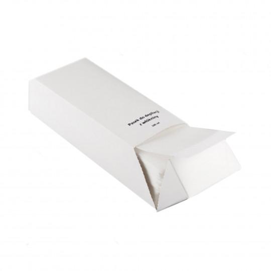 Eko - Higiena Strisce Depilatorie Tessuto non Tessuto in scatole di cartone (100 pz)