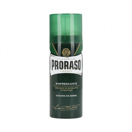 Proraso Green Schiuma da barba 50 ml