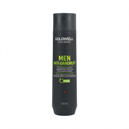 GOLDWELL DUALSENSES MEN Anti-Dandruff Shampoo Antiforfora 300ml - 1