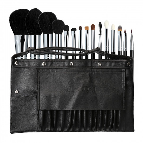 LUSSONI by Tools For Beauty, Master Kit 16 Pezzi Set Pennelli Makeup Professionale - 1