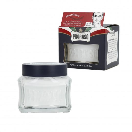 PRORASO BLUE Crema Pre Rasatura idratante 100ml