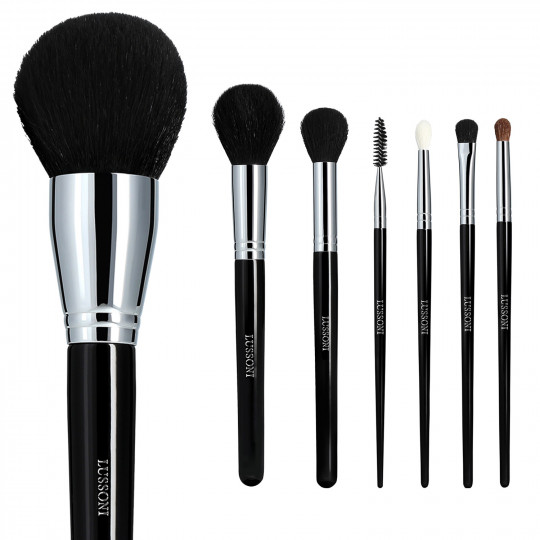 LUSSONI by Tools For Beauty, Must-haves - 7 Pezzi Set Pennelli Makeup Professionale - 1