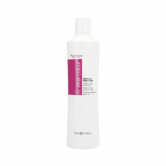 FANOLA AFTER COLOUR Shampoo post colorazione 350ml - 1