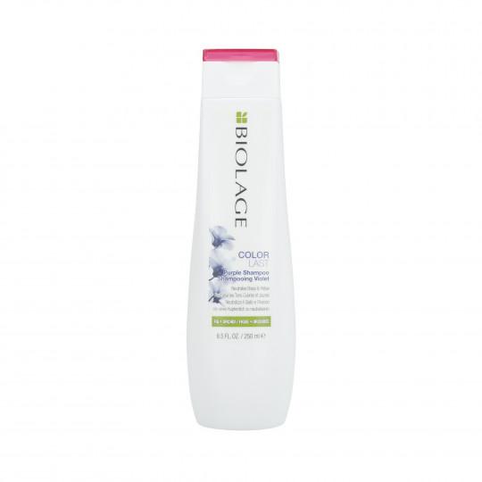 BIOLAGE COLORLAST Purple Shampoo per Capelli Biondi 250ml - 1