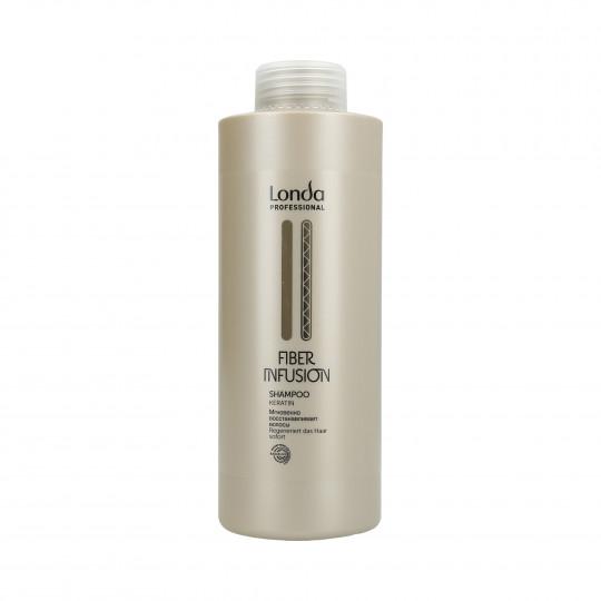 LONDA FIBER INFUSION Shampoo Rigenerante alla Cheratina 1000ml - 1