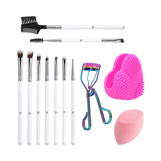 ilū by Tools For Beauty, More Than Meet The Eyes - Set Pennelli Makeup - 1