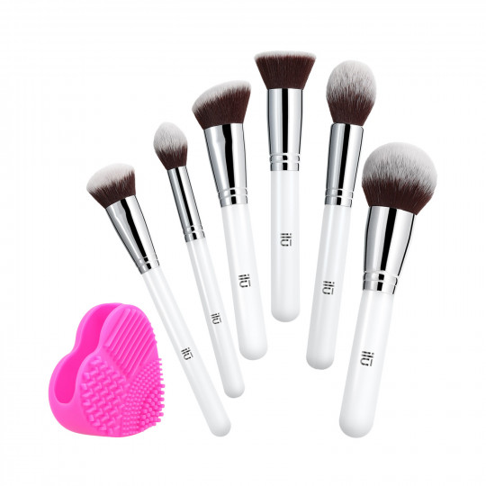 ilū by Tools For Beauty, Bake You Happy - Set Pennelli Makeup - 1