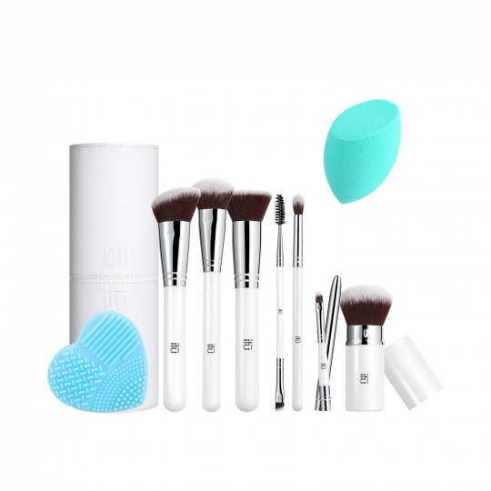 ilū by Tools For Beauty, Show Me What You Got - Set Pennelli Makeup - 1
