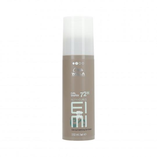 WELLA PROFESSIONALS EIMI NUTRICURLS Curl Shaper Gel-crema per ricci 150ml - 1