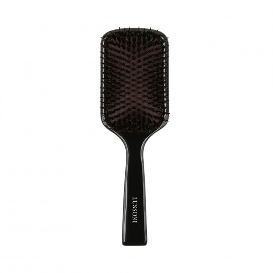 LUSSONI by Tools For Beauty Paddle Spazzola Grande di Legno - 1