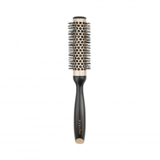 KASHOKI HR BRUSH ESSENTIAL BEAUTY 25MM