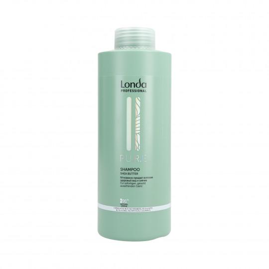 LONDA PURE Shampoo per capelli secchi 1000ml - 1