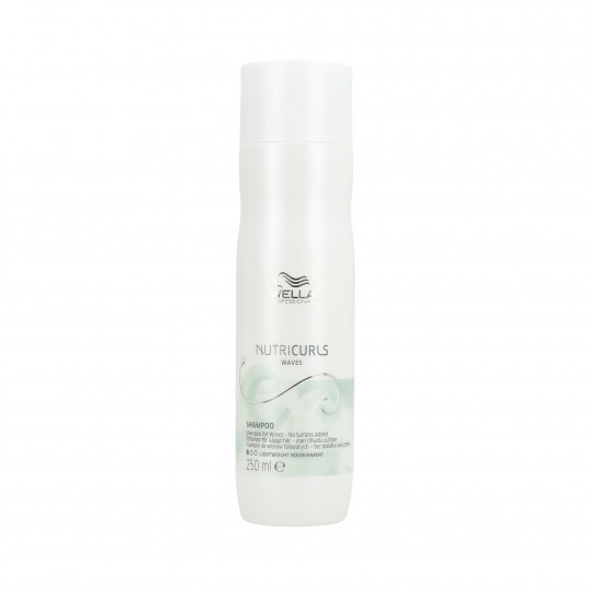 WPC NUTRICURLS WAVES SHAMPOO 250ML